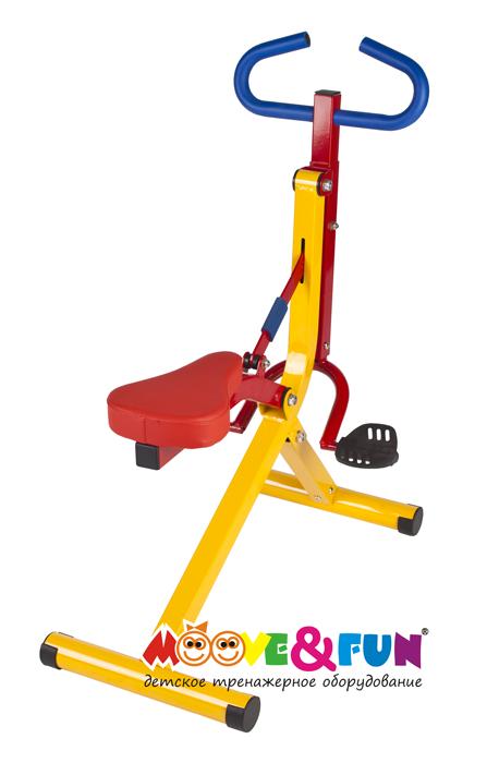 Тренажер детский механический Райдер (Наездник) Moove&Fun SH-08