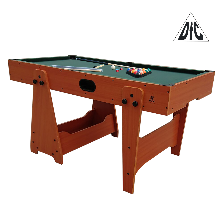 Игровой стол DFC KICK 2 в 1 Бильярд/Аэрохоккей
