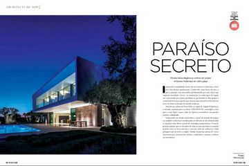 Publication in DECOR magazine (Brazil)