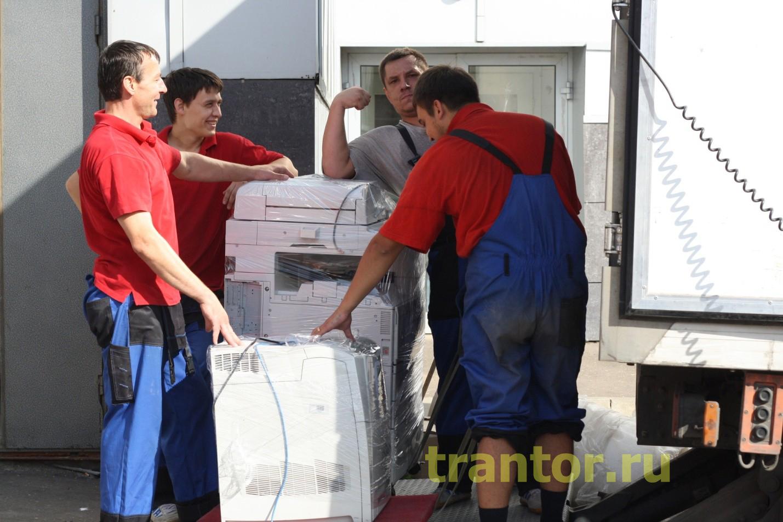 Офисный переезд, транспортные услуги, сборка мебели, погрузочные работы, разгрузочные работы 250 раб. мест.