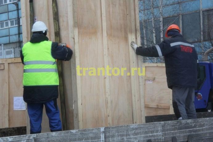 Такелаж промышленного оборудования, такелажные работы, стропальные работы 32 тонны.