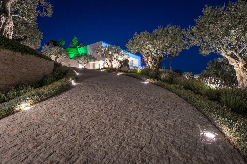 Фотосессия проекта TRIF в Греции признанным мастером архитектурной съёмки Пигмалионом Каратзасом