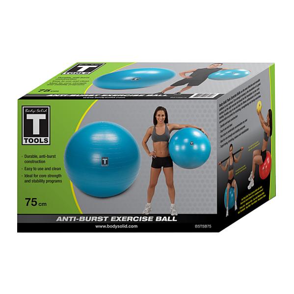 Гимнастический мяч ф75 см Body Solid