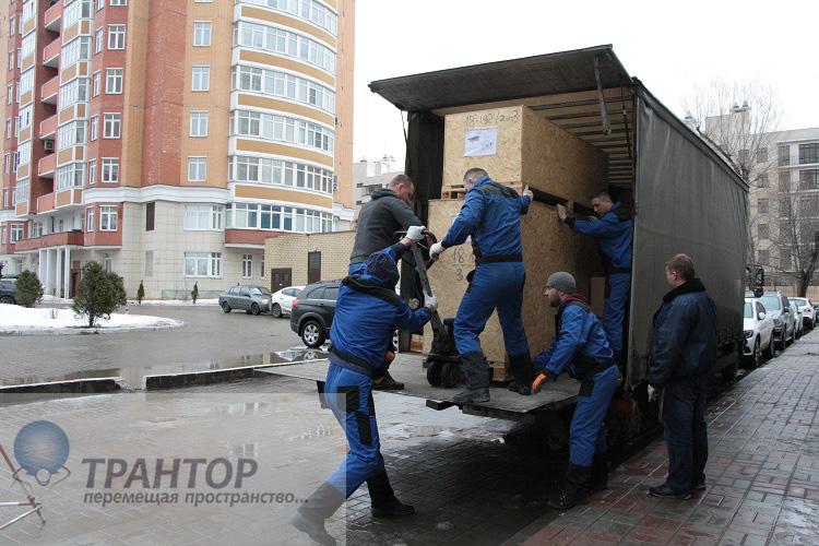 Услуги ЧОП при транспортировке грузов