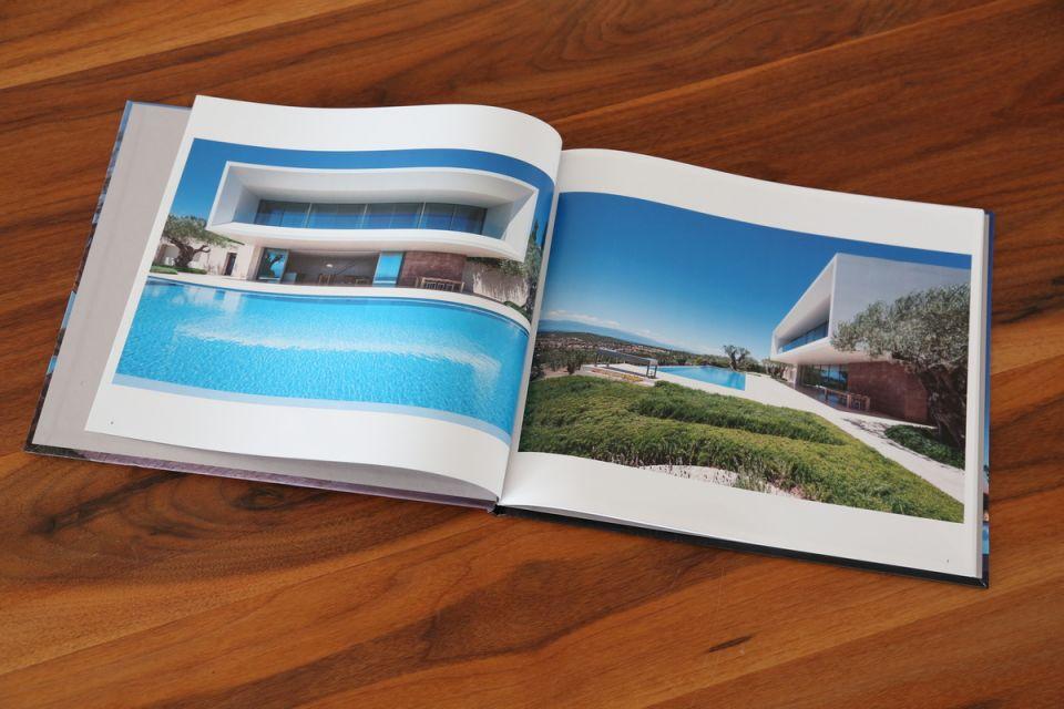 Архитектурная монография виллы TRIF HOUSE в Порто Хели (Греция)