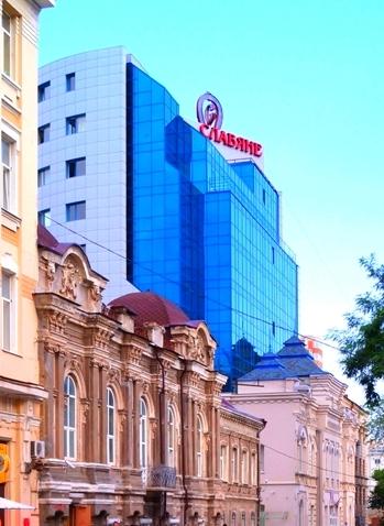 «Телеком без границ» теперь в бизнес-центре «Славяне» (пер.Газетный, 47Б)