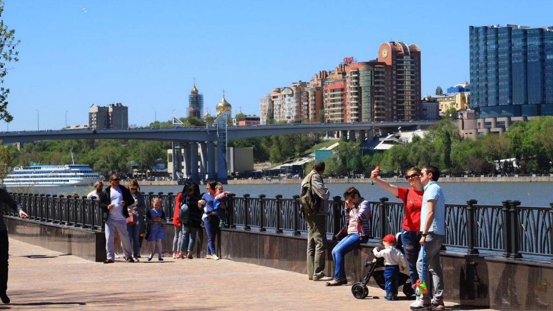 К ЧМ по футболу на 45 километрах русла реки Дон появился бесплатный Wi-Fi