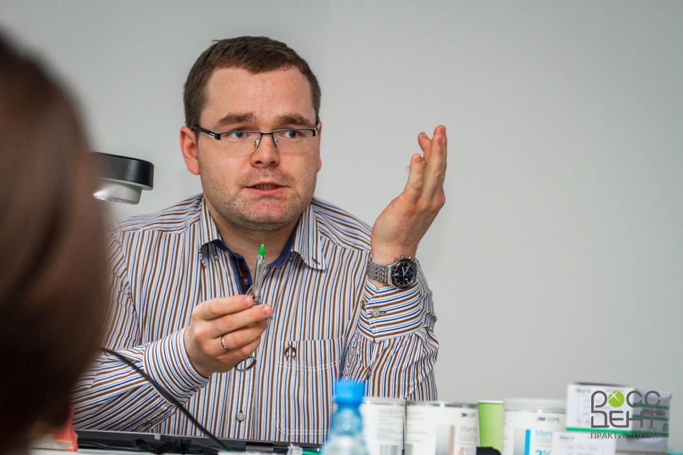 Мастер-класс Андрея Кузина 4 апреля