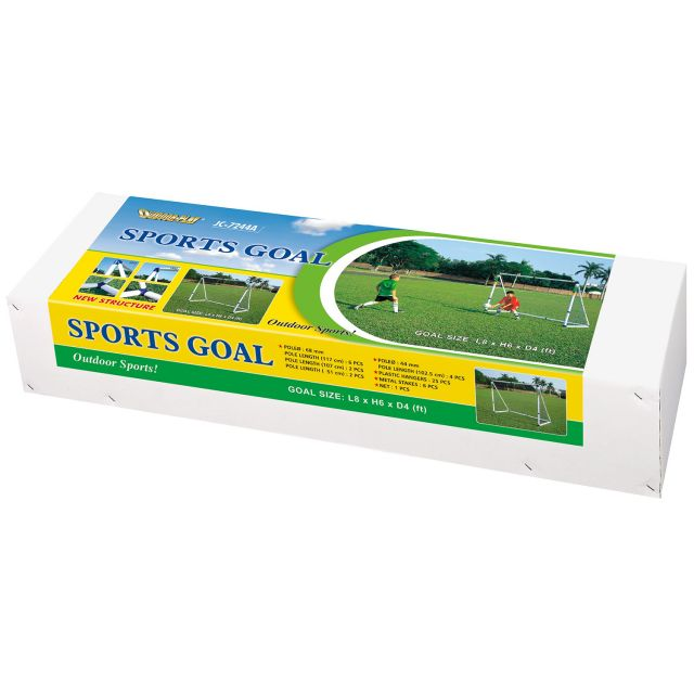 Ворота игровые DFC 8ft Sports GOAL7244A
