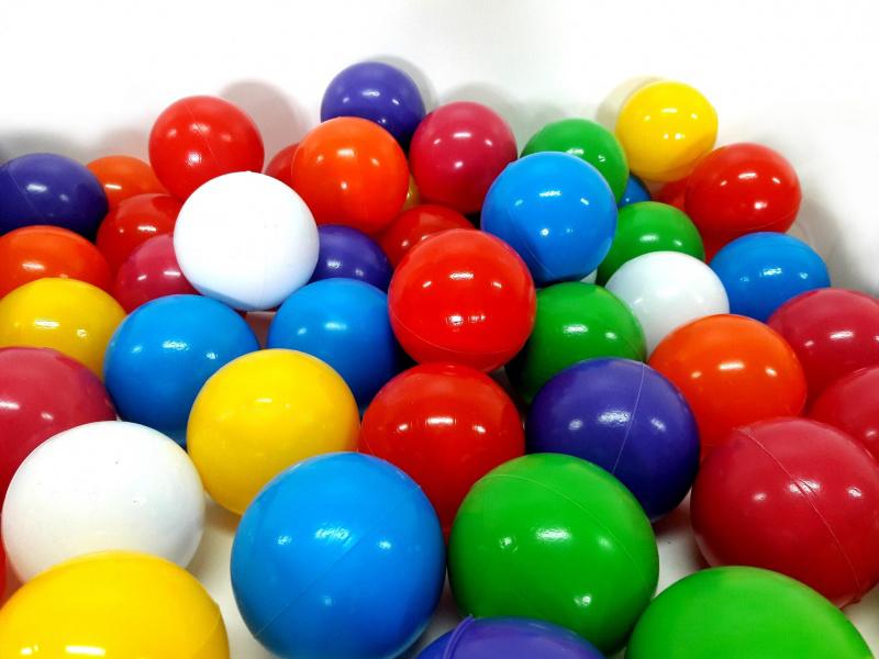Набор шаров для сухого бассейна 100 шт.