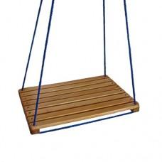 Качели деревянные дачные