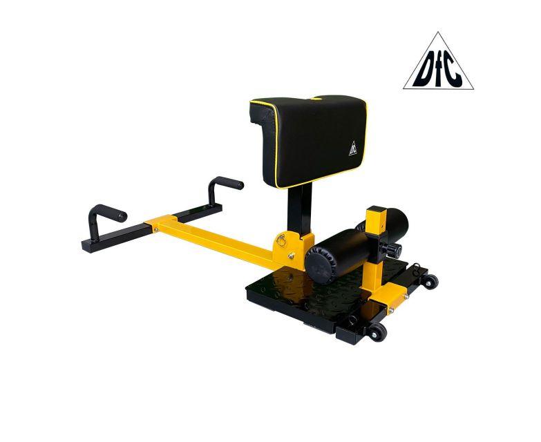 Тренажер для приседаний Squat Machine DFC S035YW