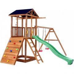 Детская площадка Спортивный городок со скалодромом Можга Р908
