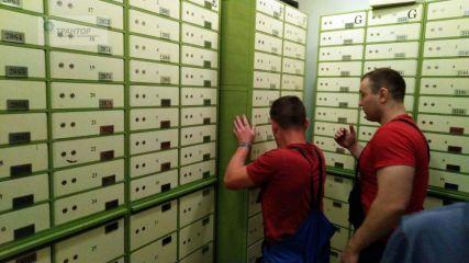 Погрузочно-разгрузочные услуги. Транспортные услуги. Перемещение архива.