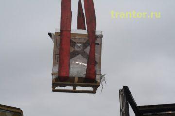 Такелажные работы 45 тонн!