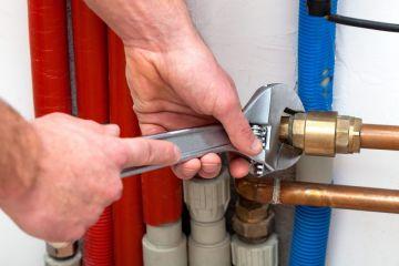 Устранение протечки водопровода