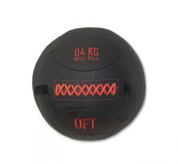 Тренировочный мяч Original FitTools Wall Ball Deluxe 4 кг