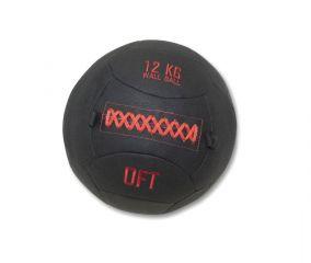 Тренировочный мяч Original FitTools Wall Ball Deluxe 12 кг