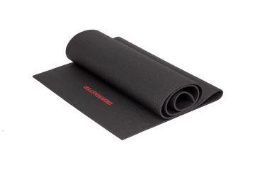 Коврик для йоги 6 мм черный