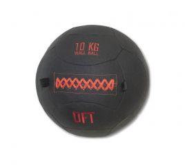 Тренировочный мяч Original FitTools Wall Ball Deluxe 10 кг