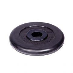 Диск обрезиненный Титан d 31 мм чёрный 20 кг