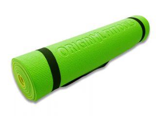 Коврик для фитнеса Original FitTools Banana Lime