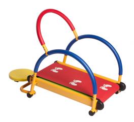 Детская беговая дорожка с диском-твист Moove&Fun SH-01-T