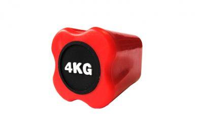 Бодибар Original FitTools 4 кг красный наконечник