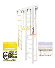 Деревянная шведская стенка Kampfer Wooden Ladder Wall 3м с матом