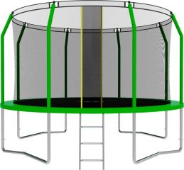 Батут SWOLLEN Comfort 12 FT (Green)