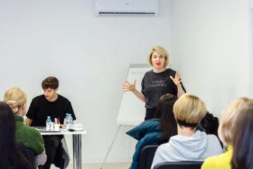 Михаил Саминский и Виктория Бенталь, декабрь 2019 года, Краснодар