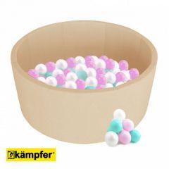 Детский сухой бассейн Kampfer Pretty Bubble