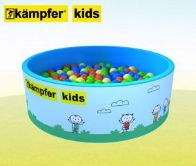 Сухой бассейн Kampfer Kids (200 шаров)
