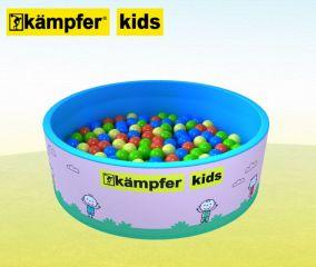 Сухой бассейн Kampfer Kids (300 шаров)