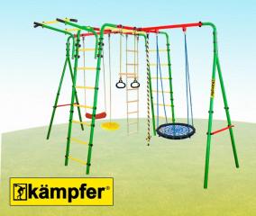 Уличный детский спортивный комплекс Kampfer Wunder (Гнездо среднее)
