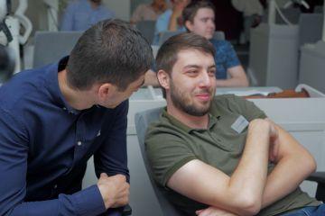 Мастер-класс Олега Ибрагимова 25 августа