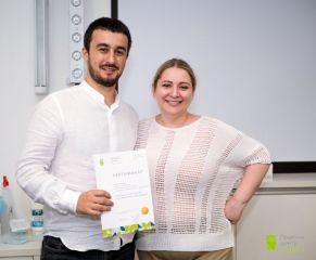 Мастер-класс Анастасии Смоляковой 15-16 сентября