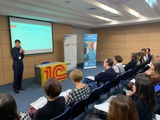Адвокат Волконитин А.С. выступил с докладом на семинаре в КВЦ