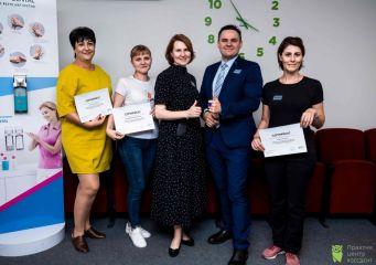 Мастер-класс Ирины Николаевой 25 октября 2019