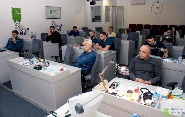 Мастер-класс Руслана Рамазанова 27-28 марта