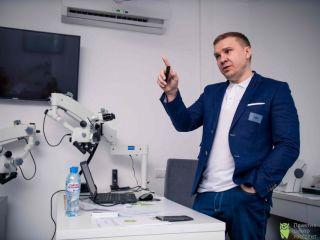 Мастер-класс Олега Ибрагимова 7 апреля