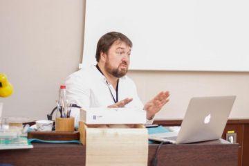Андрей Черных, январь 2020 года