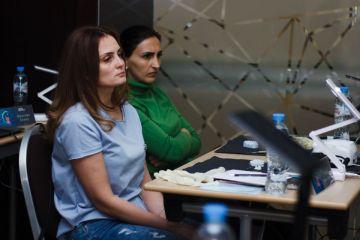 Катерина Кузнецова, марта 2021 года, Краснодар