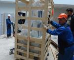 Выполнение такелажных работ повышенной сложности  для Компании СМВ-5