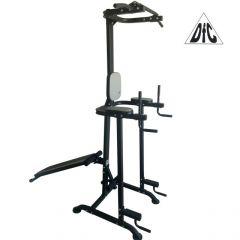 Турник-брусья Multi Power Basic Trainer со скамьей DFC VT-7005