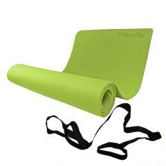 Коврик для йоги Kampfer Yoga Mat (60х180х0,65 см) зеленый