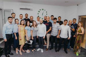 Мастер-класс Мартина Нырова 16 августа
