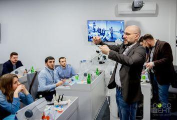 Мастер-класс Владимира Адилханяна 31 марта- 1 апреля