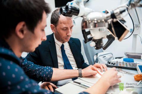 Осенняя практика по хирургической имплантологии. 2-3 октября