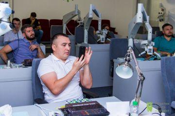 Мастер-класс Руслана Хатит 24 августа